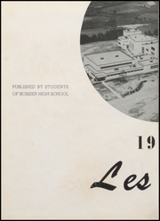 Page 6, 1946 Edition, Bossier High School - Les Memoires Yearbook (Bossier City, LA) online yearbook collection