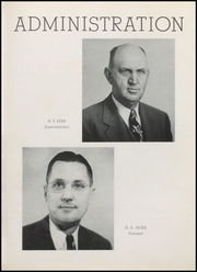 Page 9, 1946 Edition, Bossier High School - Les Memoires Yearbook (Bossier City, LA) online yearbook collection