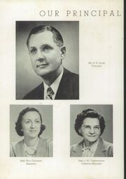 Page 10, 1949 Edition, Bossier High School - Les Memoires Yearbook (Bossier City, LA) online yearbook collection