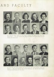 Page 11, 1949 Edition, Bossier High School - Les Memoires Yearbook (Bossier City, LA) online yearbook collection