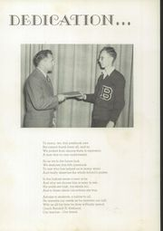 Page 8, 1949 Edition, Bossier High School - Les Memoires Yearbook (Bossier City, LA) online yearbook collection