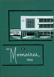 Page 1, 1956 Edition, Bossier High School - Les Memoires Yearbook (Bossier City, LA) online yearbook collection