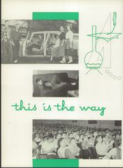 Page 10, 1956 Edition, Bossier High School - Les Memoires Yearbook (Bossier City, LA) online yearbook collection