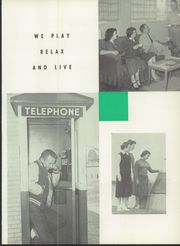 Page 11, 1956 Edition, Bossier High School - Les Memoires Yearbook (Bossier City, LA) online yearbook collection