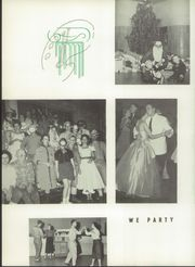 Page 14, 1956 Edition, Bossier High School - Les Memoires Yearbook (Bossier City, LA) online yearbook collection