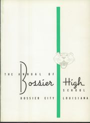 Page 5, 1956 Edition, Bossier High School - Les Memoires Yearbook (Bossier City, LA) online yearbook collection