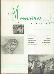 Page 6, 1956 Edition, Bossier High School - Les Memoires Yearbook (Bossier City, LA) online yearbook collection