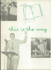 Page 8, 1956 Edition, Bossier High School - Les Memoires Yearbook (Bossier City, LA) online yearbook collection