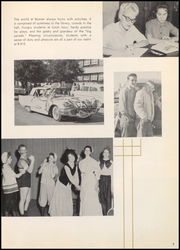 Page 11, 1960 Edition, Bossier High School - Les Memoires Yearbook (Bossier City, LA) online yearbook collection