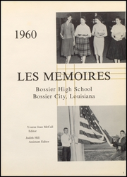 Page 5, 1960 Edition, Bossier High School - Les Memoires Yearbook (Bossier City, LA) online yearbook collection