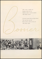Page 7, 1960 Edition, Bossier High School - Les Memoires Yearbook (Bossier City, LA) online yearbook collection