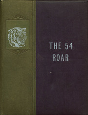 1954 Edition, Thibodaux High School - Roar Yearbook (Thibodaux, LA)