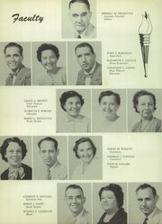 Page 12, 1954 Edition, Thibodaux High School - Roar Yearbook (Thibodaux, LA) online yearbook collection