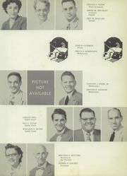 Page 13, 1954 Edition, Thibodaux High School - Roar Yearbook (Thibodaux, LA) online yearbook collection