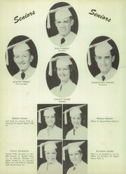 Page 16, 1954 Edition, Thibodaux High School - Roar Yearbook (Thibodaux, LA) online yearbook collection