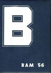 1956 Edition, Bastrop High School - Ram Yearbook (Bastrop, LA)