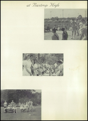 Page 15, 1957 Edition, Bastrop High School - Ram Yearbook (Bastrop, LA) online yearbook collection