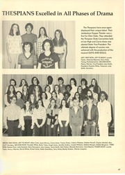 Page 73, 1974 Edition, Glen Oaks High School - Panther Yearbook (Baton Rouge, LA) online yearbook collection