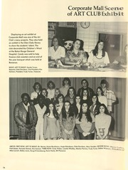 Page 80, 1974 Edition, Glen Oaks High School - Panther Yearbook (Baton Rouge, LA) online yearbook collection