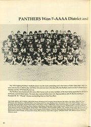 Page 84, 1974 Edition, Glen Oaks High School - Panther Yearbook (Baton Rouge, LA) online yearbook collection