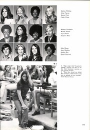 Kennedy High School - JFK Yearbook (New Orleans, LA) online yearbook collection, 1972 Edition, Page 219