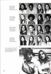 Kennedy High School - JFK Yearbook (New Orleans, LA) online yearbook collection, 1972 Edition, Page 224