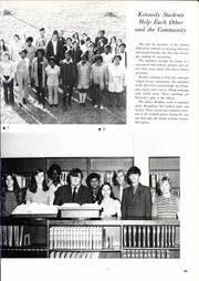 Page 89, 1972 Edition, Kennedy High School - JFK Yearbook (New Orleans, LA) online yearbook collection
