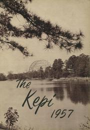 1957 Edition, Pineville High School - Kepi Yearbook (Pineville, LA)