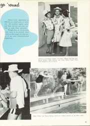 Page 17, 1962 Edition, Pineville High School - Kepi Yearbook (Pineville, LA) online yearbook collection