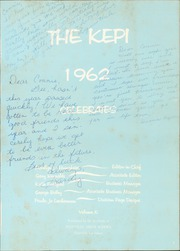 Page 5, 1962 Edition, Pineville High School - Kepi Yearbook (Pineville, LA) online yearbook collection