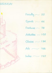 Page 7, 1962 Edition, Pineville High School - Kepi Yearbook (Pineville, LA) online yearbook collection