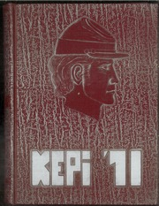 1971 Edition, Pineville High School - Kepi Yearbook (Pineville, LA)