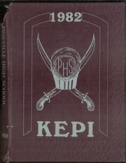 1982 Edition, Pineville High School - Kepi Yearbook (Pineville, LA)