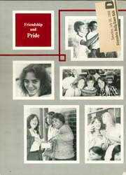 Page 14, 1982 Edition, Pineville High School - Kepi Yearbook (Pineville, LA) online yearbook collection