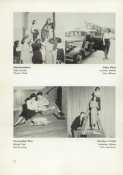 Page 16, 1950 Edition, Andrew Jackson High School - Hermitage Yearbook (Chalmette, LA) online yearbook collection