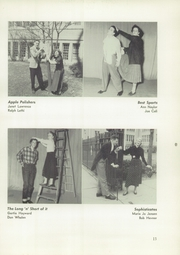 Page 17, 1950 Edition, Andrew Jackson High School - Hermitage Yearbook (Chalmette, LA) online yearbook collection