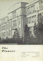 Page 5, 1950 Edition, Andrew Jackson High School - Hermitage Yearbook (Chalmette, LA) online yearbook collection