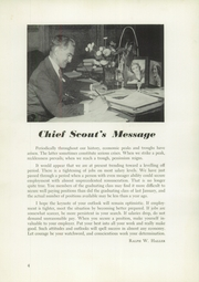 Page 8, 1950 Edition, Andrew Jackson High School - Hermitage Yearbook (Chalmette, LA) online yearbook collection