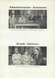 Page 9, 1950 Edition, Andrew Jackson High School - Hermitage Yearbook (Chalmette, LA) online yearbook collection