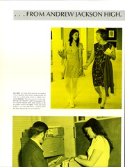 Page 12, 1972 Edition, Andrew Jackson High School - Hermitage Yearbook (Chalmette, LA) online yearbook collection