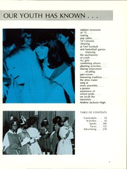 Page 7, 1972 Edition, Andrew Jackson High School - Hermitage Yearbook (Chalmette, LA) online yearbook collection