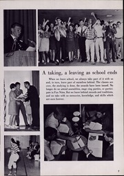 Page 11, 1969 Edition, South Terrebonne High School - Notre Temps Yearbook (Bourg, LA) online yearbook collection