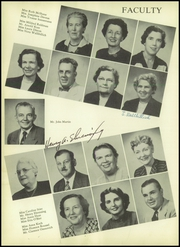Page 12, 1955 Edition, Alcee Fortier High School - Tarpon Yearbook (New Orleans, LA) online yearbook collection