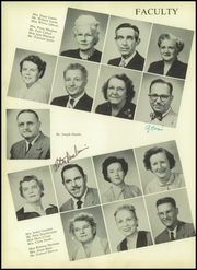 Page 14, 1955 Edition, Alcee Fortier High School - Tarpon Yearbook (New Orleans, LA) online yearbook collection