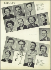 Page 15, 1955 Edition, Alcee Fortier High School - Tarpon Yearbook (New Orleans, LA) online yearbook collection