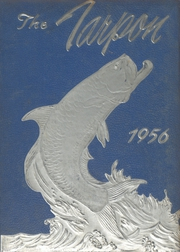 Alcee Fortier High School - Tarpon Yearbook (New Orleans, LA) online yearbook collection, 1956 Edition, Page 1