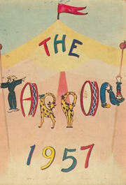 Alcee Fortier High School - Tarpon Yearbook (New Orleans, LA) online yearbook collection, 1957 Edition, Page 1