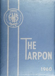 Alcee Fortier High School - Tarpon Yearbook (New Orleans, LA) online yearbook collection, 1960 Edition, Page 1