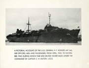 Page 7, 1946 Edition, General Hodges (AP 144) - Naval Cruise Book online yearbook collection