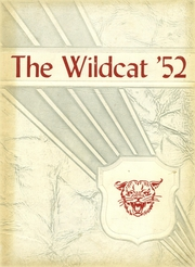 1952 Edition, Central High School - Wildcat Yearbook (Baton Rouge, LA)